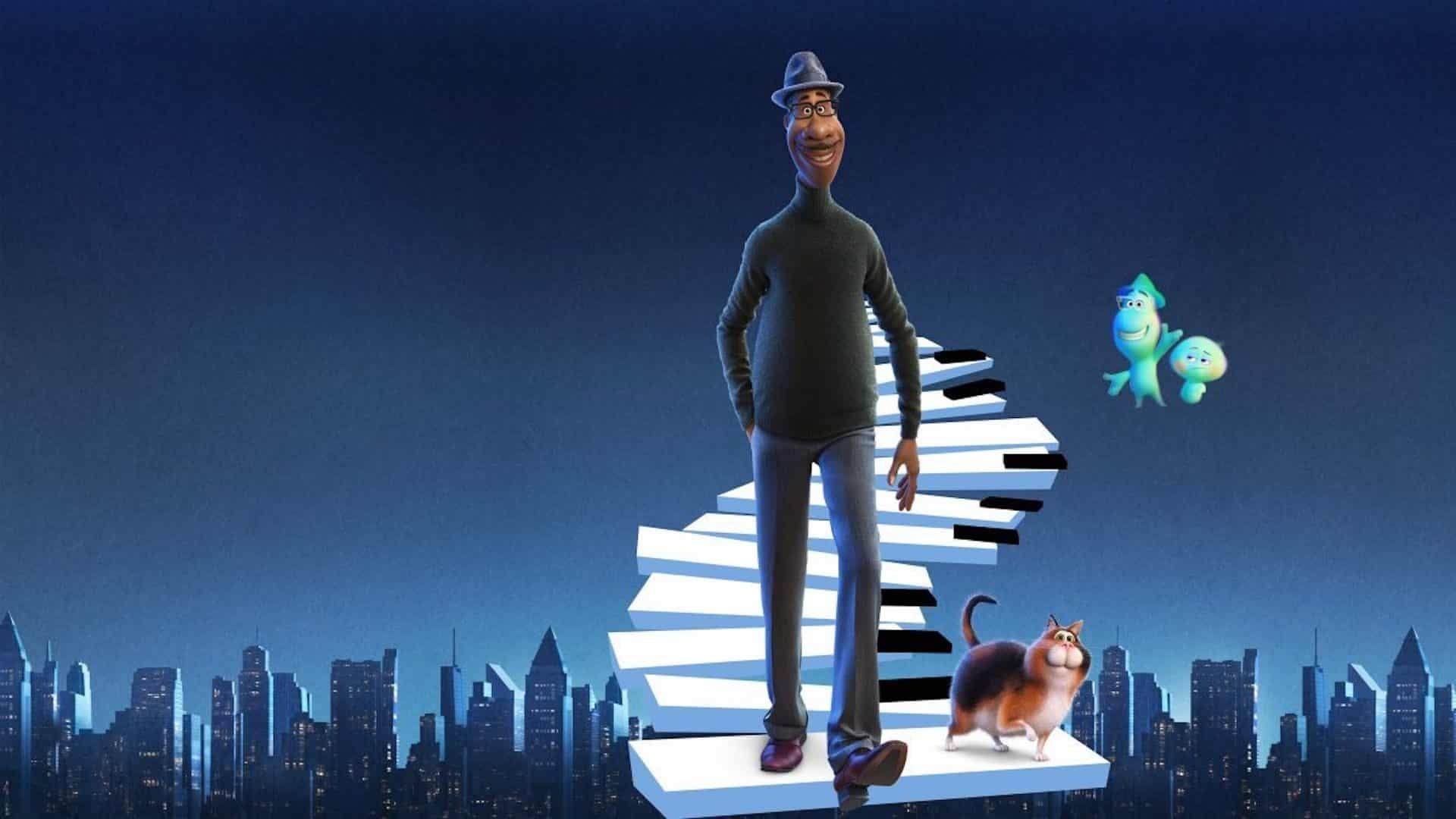 Soul (2020), la recensione: il film Pixar di Pete Docter incanta gli adulti ma dimentica i bambini