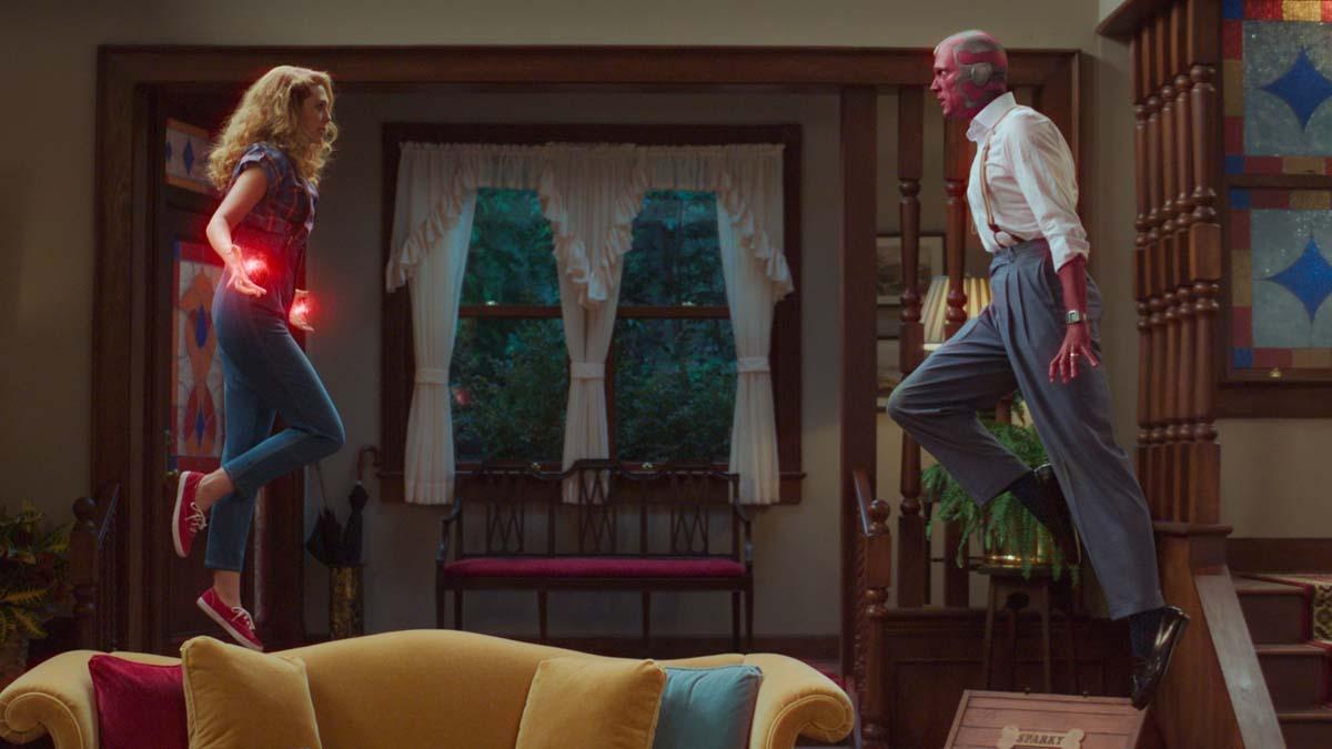 WandaVision (2020): curiosità e citazioni dalla nuova serie Marvel su Disney+
