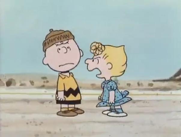 Corri più che puoi, Charlie Brown