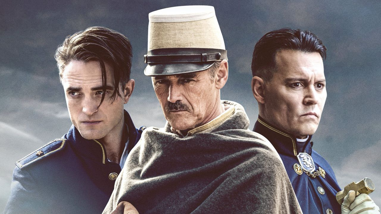 Waiting for the Barbarians: la recensione del film con Johnny Depp e Robert Pattinson